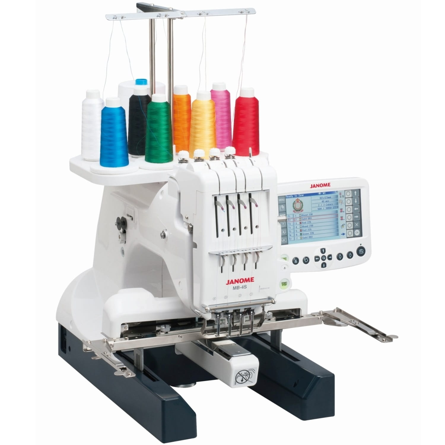 Release janome mb 7 embroidery machine woodrow handcrafts